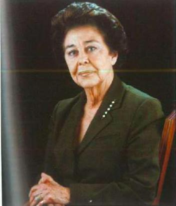 Sra. Dolores de Oya