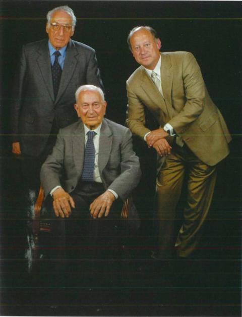 David Jou Andreu, Antoni Reverter Guimesó i Rafael Nicolás Isasa