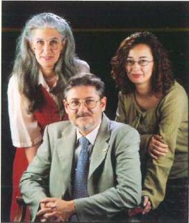 Ester Chesa Octavio, Jesusa Martínez Gómez i Francesc Valenzuela Benavent