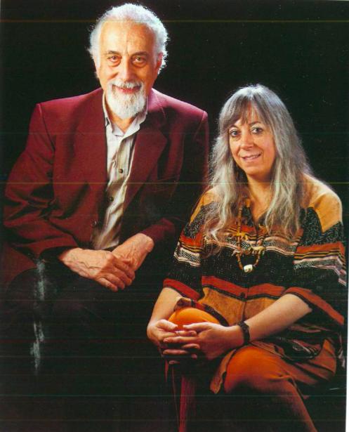 Ramón Rosal Cortés i Ana Gimeno-Bayón Cobos