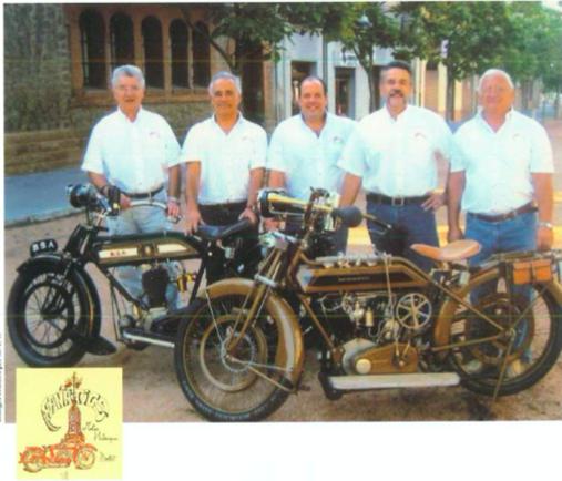 Fanàtics Motos Històriques