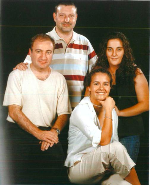 Josep Maria Vila, Albert Martí, Anna Altes i Laia Corral